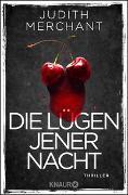 Cover-Bild zu Die Lügen jener Nacht von Merchant, Judith