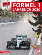 Cover-Bild zu Formel 1 Jahrbuch 2020
