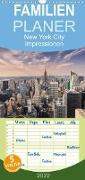 Cover-Bild zu New York City Impressionen / Geburtstagskalender (Wandkalender 2022 , 21 cm x 45 cm, hoch) von Aatz, Markus