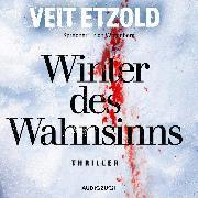 Cover-Bild zu Winter des Wahnsinns (ungekürzt) (Audio Download) von Etzold, Veit