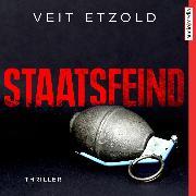Cover-Bild zu Staatsfeind (Audio Download) von Etzold, Veit