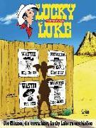 Cover-Bild zu Die Männer, die versuchten, Lucky Luke zu erschießen von Achdé