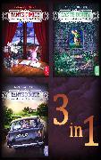 Cover-Bild zu Tante Dimity und das geheimnisvolle Erbe - Tante Dimity und der verschwiegene Verdacht - Tante Dimity und der unerhörte Skandal (eBook) von Atherton, Nancy