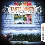 Cover-Bild zu Tante Dimity und der Fremde im Schnee - Ein Wohlfühlkrimi mit Lori Shepherd, Teil 5 (Ungekürzt) (Audio Download) von Atherton, Nancy