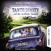Cover-Bild zu Tante Dimity und der unerhörte Skandal - Ein Wohlfühlkrimi mit Lori Shepherd 3 (Ungekürzt) (Audio Download) von Atherton, Nancy