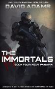 Cover-Bild zu The Immortals: New Panama (Symphony of War) (eBook) von Adams, David