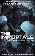 Cover-Bild zu The Immortals: The Complete Book (Symphony of War) (eBook) von Adams, David