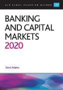 Cover-Bild zu Banking and Capital Markets 2020 (eBook) von Adams, David