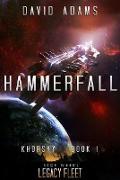 Cover-Bild zu Hammerfall (Khorsky, #1) (eBook) von Adams, David