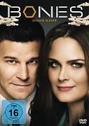 Cover-Bild zu Bones - Die Knochenjägerin - Staffel 11 von John M. Jackson, Jonathan Adams, Tamara Taylor, David Boreanaz, T.J. Thyne (Reg.)