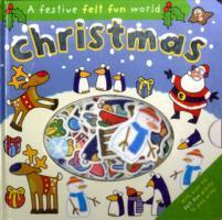 Cover-Bild zu Felt Fun Christmas von Hawkins, Emily