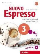 Cover-Bild zu Nuovo Espresso 3. B1. Lehr- und Arbeitsbuch von Ziglio, Luciana
