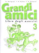 Cover-Bild zu Livello 3: Libro degli esercizi - Grandi amici