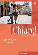 Cover-Bild zu Chiaro! A1. Sprachtrainer mit Audio-CD von Alberti, Cinzia Cordera