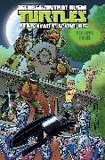 Cover-Bild zu Lanzing, Jackson: Teenage Mutant Ninja Turtles: New Animated Adventures Volume 4