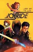 Cover-Bild zu Jackson Lanzing: Joyride Volume 1