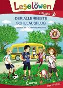 Cover-Bild zu Taube, Anna: Leselöwen 1. Klasse - Der allerbeste Schulausflug