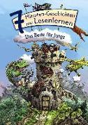Cover-Bild zu Loewe Erstlesebücher (Hrsg.): Leselöwen - Das Original - 7-Minuten-Geschichten zum Lesenlernen - Das Beste für Jungs