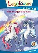 Cover-Bild zu Rose, Barbara: Leselöwen 2. Klasse - Einhorngeschichten