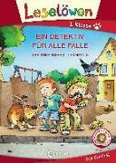 Cover-Bild zu Foshag, Christina: Leselöwen 1. Klasse - Ein Detektiv für alle Fälle