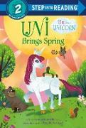 Cover-Bild zu Rosenthal, Amy Krouse: Uni Brings Spring (Uni the Unicorn)