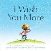 Cover-Bild zu Rosenthal, Amy Krouse: I Wish You More (eBook)