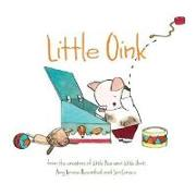 Cover-Bild zu Rosenthal, Amy Krouse: Little Oink (eBook)