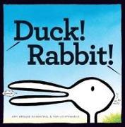 Cover-Bild zu Rosenthal, Amy Krouse: Duck! Rabbit! (eBook)