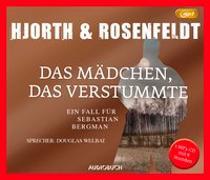 Cover-Bild zu Hjorth, Michael: Das Mädchen, das verstummte (MP3-CD)