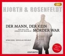 Cover-Bild zu Hjorth, Michael: Der Mann, der kein Mörder war (MP3-CD)