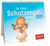 Cover-Bild zu Der kleine Schutzengelkalender 2021