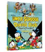 """Cover-Bild zu Rosa, Don: Walt Disney Uncle Scrooge and Donald Duck: """"return to Plain Awful"""": The Don Rosa Library Vol. 2"""