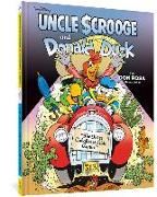 """Cover-Bild zu Rosa, Don: Walt Disney Uncle Scrooge and Donald Duck: """"the Three Caballeros Ride Again!"""": The Don Rosa Library Vol. 9"""