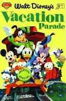 Cover-Bild zu Barks, Carl: Walt Disney's Vacation Parade No. 5