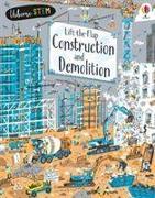 Cover-Bild zu Martin, Jerome: Lift-the-Flap Construction and Demolition