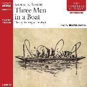 Cover-Bild zu Jerome, Jerome K.: Three Men in a Boat (Audio Download)