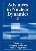 Cover-Bild zu Bauer, Wolfgang (Hrsg.): Advances in Nuclear Dynamics 4