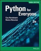 Cover-Bild zu Horstmann, Cay S.: Python for Everyone