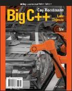 Cover-Bild zu Horstmann, Cay S.: Big C++: Late Objects