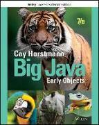 Cover-Bild zu Horstmann, Cay S.: Big Java: Early Objects
