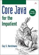 Cover-Bild zu Horstmann Cay S.: Core Java for the Impatient (eBook)