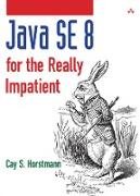 Cover-Bild zu Horstmann, Cay S.: Java SE8 for the Really Impatient (eBook)