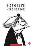 Cover-Bild zu Loriot: Loriot Heile Welt Halbmonatskalender Kalender 2021