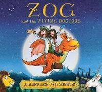 Cover-Bild zu Donaldson, Julia: Zog and the Flying Doctors