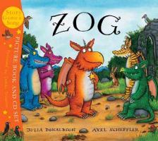 Cover-Bild zu Donaldson, Julia: Zog