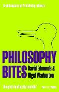 Cover-Bild zu Edmonds, David (Oxford University, BBC): Philosophy Bites