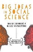 Cover-Bild zu Edmonds, David: Big Ideas in Social Science