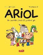 Cover-Bild zu Guibert, Emmanuel: Ariol. un burrito como tú y como yo (eBook)