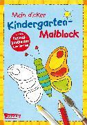 Cover-Bild zu Mein dicker Kindergarten-Malblock