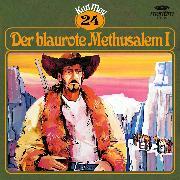 Cover-Bild zu May, Karl: Karl May, Grüne Serie, Folge 24: Der blaurote Methusalem I (Audio Download)